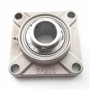 What are the advantages of ss304 square bearing?