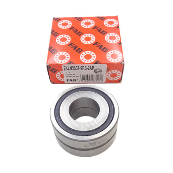 FAG ZKLN2557-2RS-2AP bearing Axial angular contact ball bearings 25*57*56 mm
