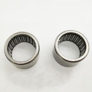 How to install the needle roller bearing hk?