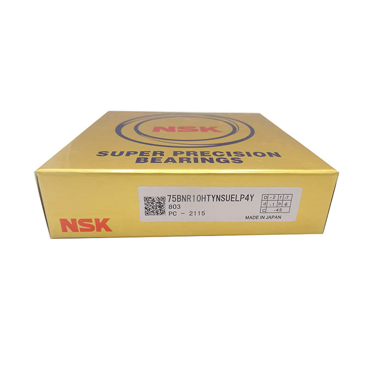NSK 75BNR10HTYNSUELP4Y bearing supplier 75BNR10H angular contact ball bearings