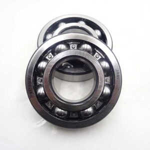 Do you know the seals structure of shielded bearings?