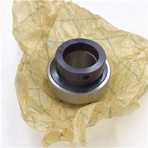 What causes the ina ball bearing failure?