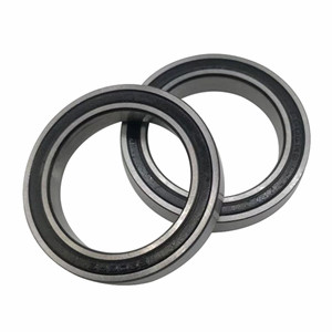 What's the working principle of bike wheel bearing?