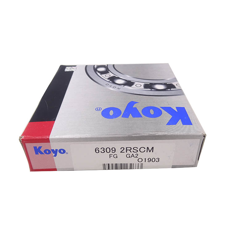 original KOYO 6309 2rs bearing