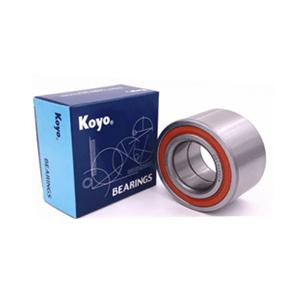 How to install koyo double row ball bearing?