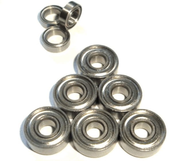 carbon steel ball bearings 3