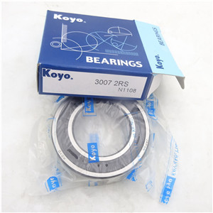 The bearing koyo original order that require strict details!